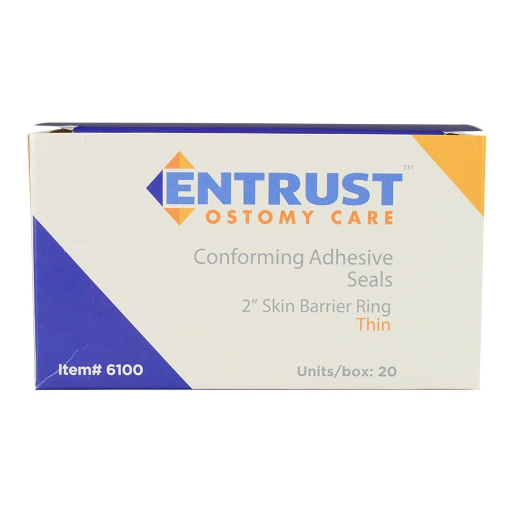 Buy Entrust Conforming Adhesive Seal Skin Barrier Rings At
