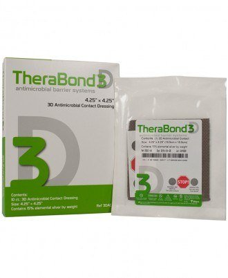 Therabond 3D Antimicrobial Contact Layer
