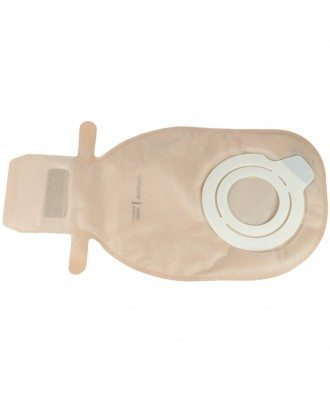 Assura AC Two-Piece Drainable Pouch
