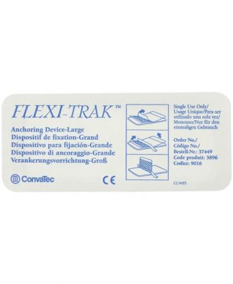 Flexi-Trak Anchoring Device
