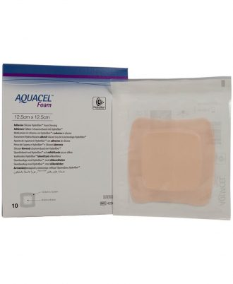 Aquacel Adhesive Foam Dressing