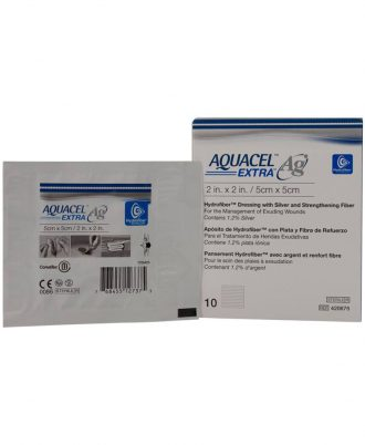 Aquacel AG Extra Alginate Dressing