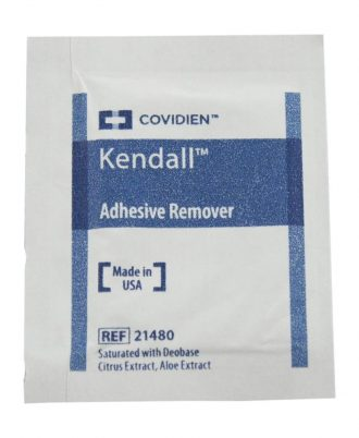 Kendall Adhesive Remover Wipes
