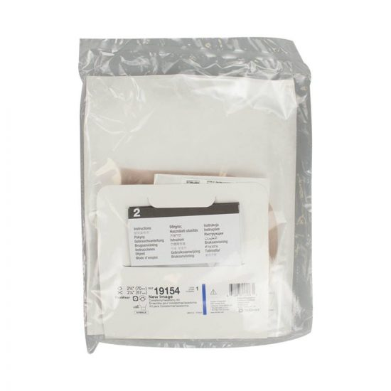 New Image Two-Piece Drainable Pouch With FlexWear Skin Barrier, Sterile Single Use Kit