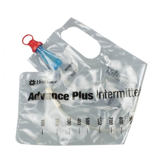 Advance Plus Touch Free,Intermittent Catheter System Pocket Size