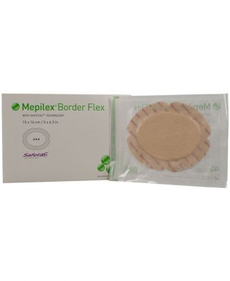 Mepilex Flex Border Foam Dressing