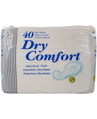 Dry Comfort Heavy Absorbence Day Pad