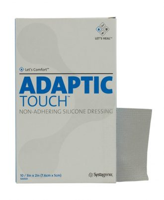 Adaptic Touch Non-Adhering Contact Layer