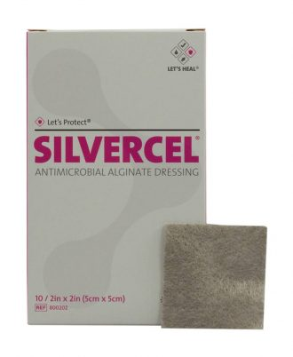 Silvercel Hydro-Alginate Antimicrobial Dressing