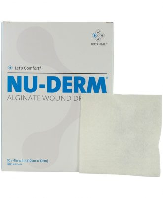 Nu-Derm Alginate Wound Dressing