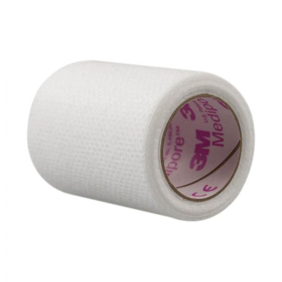 Medipore Soft Cloth Surgical Single Use Tape