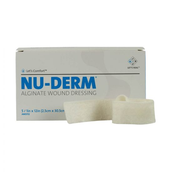 Nu-Derm Alginate Rope