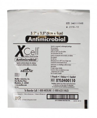 XCell Cellulose Wound Dressing