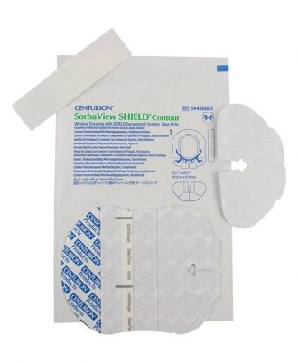 SorbaView SHIELD Contour Transparent Dressing