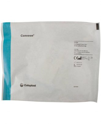 Conveen Security+ Leg Bag (Non-Sterile)