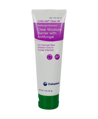 Critic Aid Clear Antifungal Cream