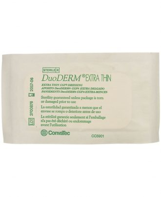 DuoDERM Extra Thin Dressing