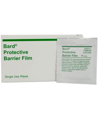 CR Bard Protective Film Barrier Wipe
