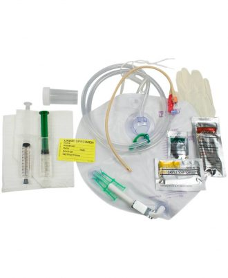 Bardex I.C. Complete Care Infection Control Foley Catheter Tray with Anti-Reflux Chamber