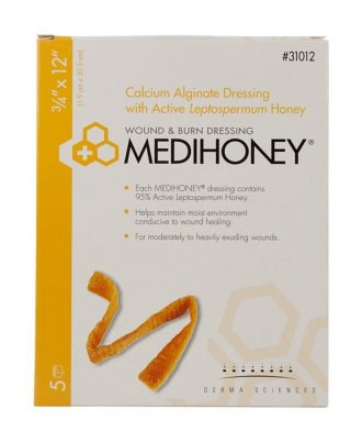 Medihoney Calcium Alginate Rope