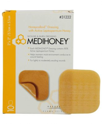 MEDIHONEY Honeycolloid Non-Adhesive
