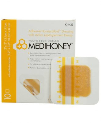 MEDIHONEY Honeycolloid Adhesive