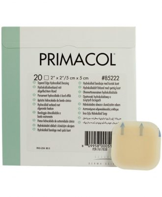Primacol Bordered Hydrocolloid Dressing