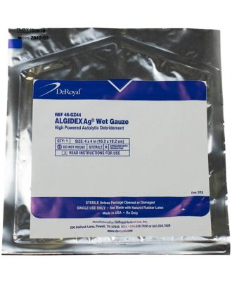Algidex Ag Wet Gauze Dressing