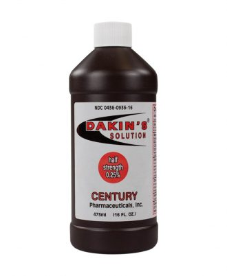 Dakin Half Strength Solution