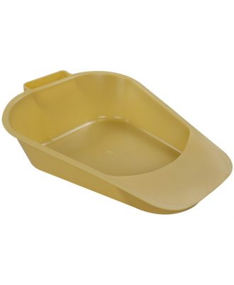 Medline Bedpan with Looped Handle