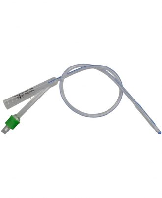 Medline 100% Silicone Foley Catheter