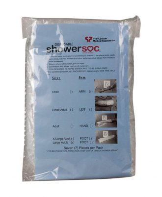 Shower Soc Waterguard Protector
