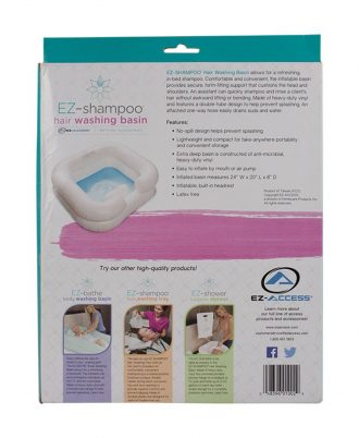Sammons Preston EZ-Shampoo Basin